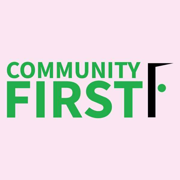 Logo for Community First