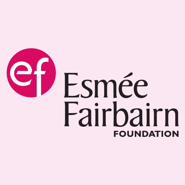 Logo for Esmée Fairburn Foundation