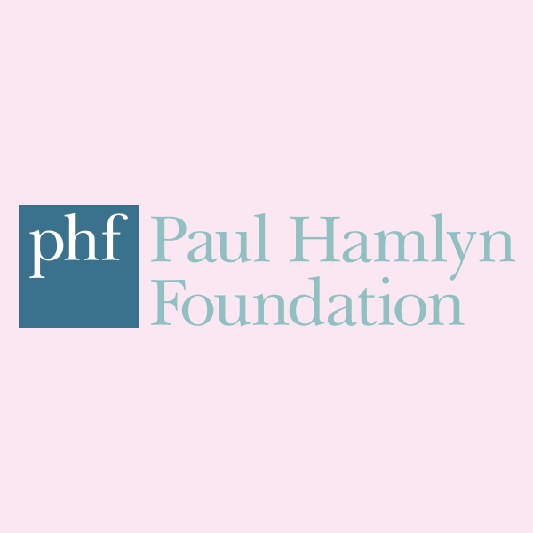 Logo For Paul Hamlyn Foundation