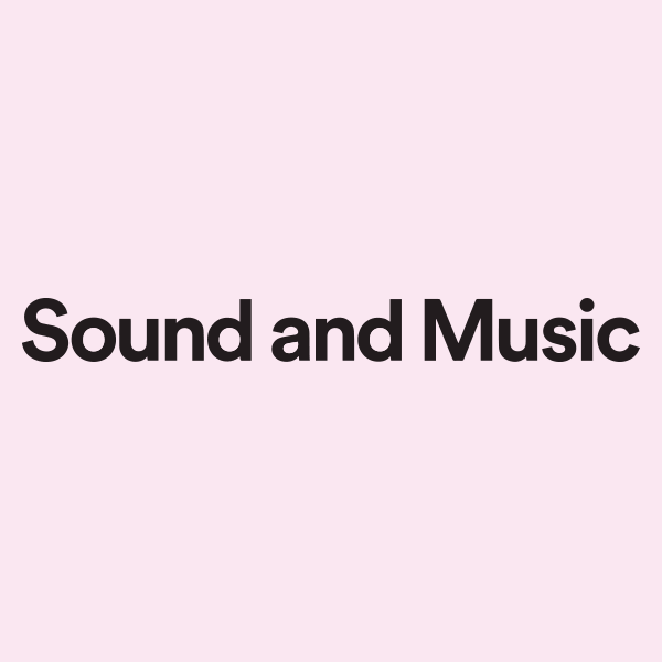 Logo for Sound and Music